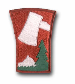 Army 70th Infantry Division Military Patch