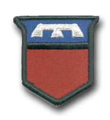 Army 76th Infantry Division Military Patch