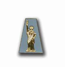 Army 77th Division Military Lapel Pin