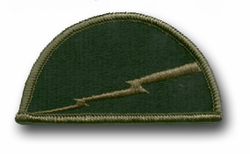 Army 78th Infantry Division Subdued Military Patch