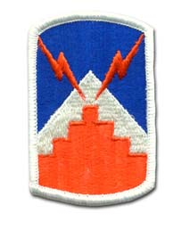 Army 7th Signal Brigade Military Patch