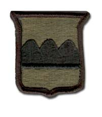Army 80th Training Division Subdued Military Patch