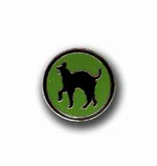 Army 81st Infantry Division Military Pin