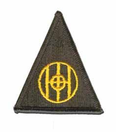 Army 83rd Infantry Division Military Patch