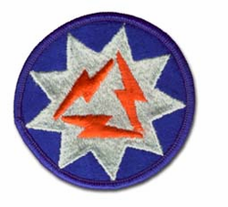 Army 93rd Signal Brigade Military Patch