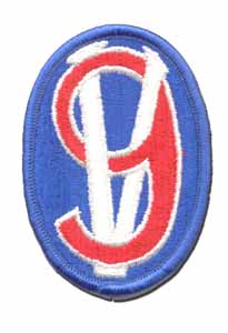 Army 95th Division Training Command Military Patch