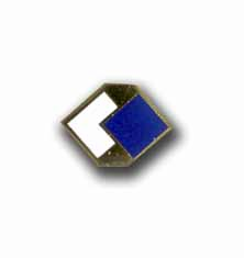 Army 96th Infantry Division Military Pin