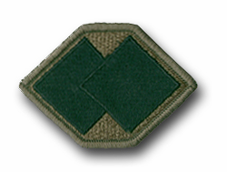 Army 96th Reserve Command 'Arcom' Subdued Military Patch