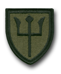 Army 97th Reserve Command 'Arcom' Subdued Military Patch
