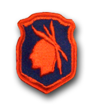 Army 98th Infantry Division Military Patch