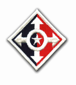 Army Adjuntant General Command Military Patch