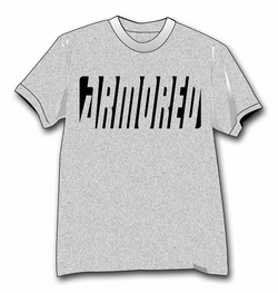 Army Armored T-Shirt, Sizes S - XL