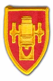 Army Field Artillery School Military Patch