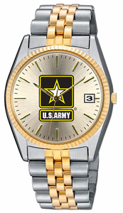 Army Two Toned Watch