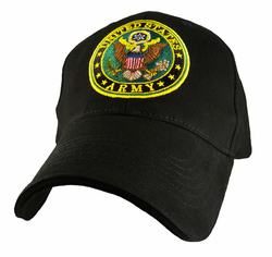 ARMY With Logo Adjustable Ball Cap