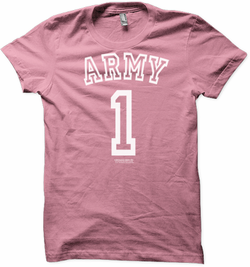 Army Women's Jersey T Shirt