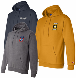 Custom Embroidererd US Army Hoodie Sweatshirts