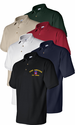 Custom U.S. Army Polo Shirts