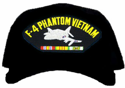 F-4 Phantom Vietnam War Cap