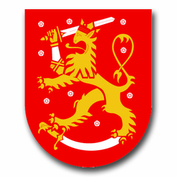 Finland Coats Of Arms Decal