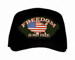 Freedom Is Not Free Ball Cap
