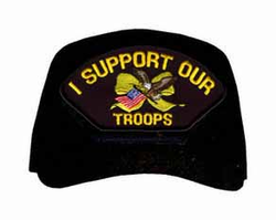 I Suport Our Troops Ball Cap