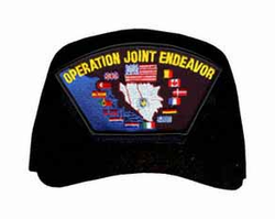 Operation Joint Endeavor Ball Cap