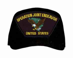 Operation Joint Endeavor / United States Ball Cap