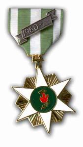 Republic Of Vietnam Campaign Military Medal