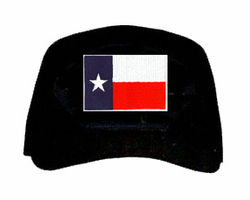 Texas Flag Ball Cap