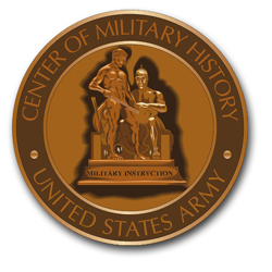U.S. Army Center Of Military History Patch Vinyl Transfer Decal