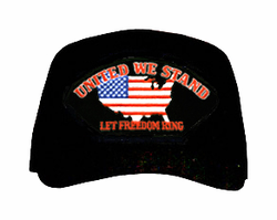 """United We Stand """"Let Freedom Ring"""" Ball Cap"""