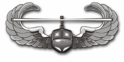 US Army Air Assault Badge Decal Sticker