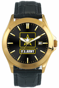 US Army Retro Oversized Men's Watch