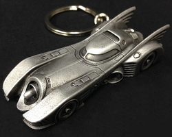 1989 Batmobile Key Chain Batman