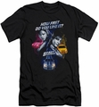 2 Fast 2 Furious slim-fit t-shirt Fast Women mens black