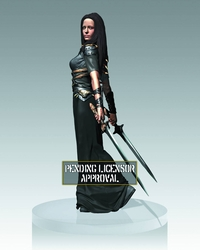 300 Rise Of An Empire Artemesia Statue