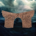 300 Rise Of An Empire Themistokles Leather Belt pre-order