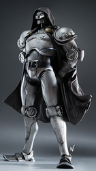 3A X Doctor Doom 1/6 scale figure Classic Edition pre-order