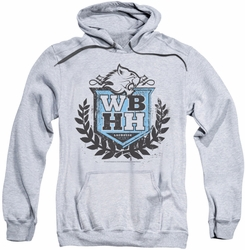 90210 pull-over hoodie WBHH adult athletic heather