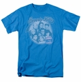 90210 t-shirt Circle of Friends mens turquoise