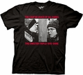 A Christmas Story The Sinister Triple Dog Dare adult mens t-shirt