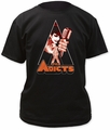 Adicts clockwork monkey adult tee mens black pre-order