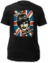 Adicts Made In England Fitted Jersey t-shirt pre-order