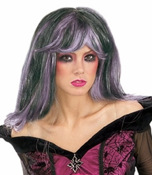 Adult Creeping Beauty wig