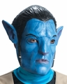 adult Jake Sully 3/4 vinyl mask Avatar