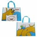 Adventure Time Finn and Jake Recycled Shopper tote