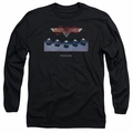 Aerosmith adult long-sleeved shirt Rocks black