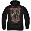 Aerosmith pull-over hoodie Let Rock Rule adult black