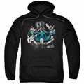 Aerosmith pull-over hoodie Rock N Round adult black